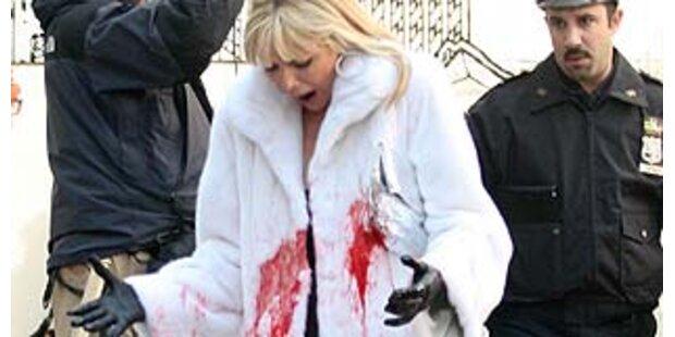 Grausige Blut-Attacke auf Kim Cattrall