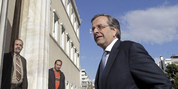 Präsidentenwahl in Athen gescheitert