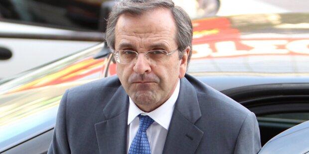 Athen: Sondierungsgespräche gescheitert