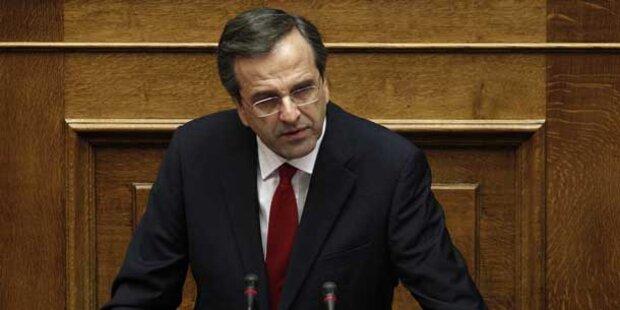 Jetzt bluten die Griechen
