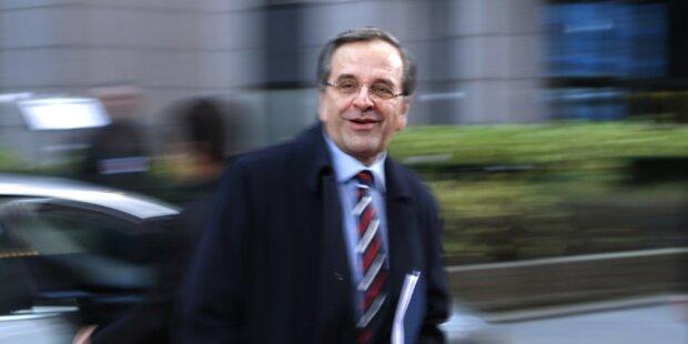 Griechen ab 1. Jänner EU-Chefs