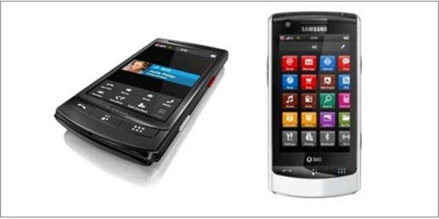 Samsung H1 & M1 sind kleine Alleskönner