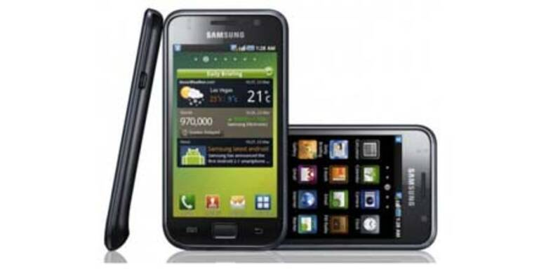 Super-Android-Phone: Samsung Galaxy S