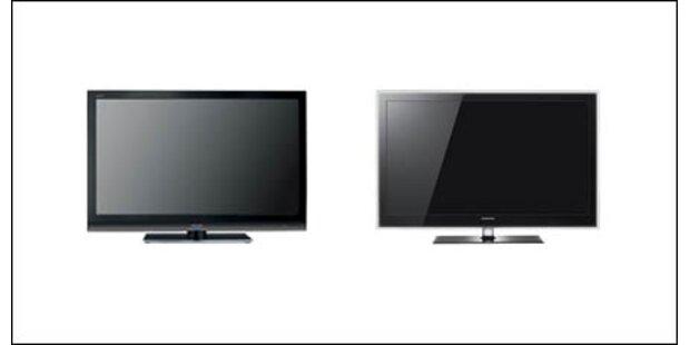 Top FullHD-LED-TVs unter 1.500 Euro