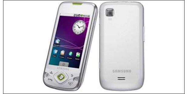 Samsung I5700 Spica um 1 Euro erhältlich