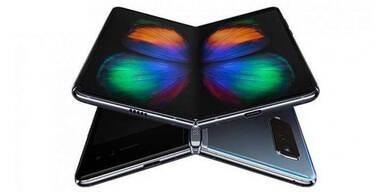 Samsung greift mit weiterem Falt-Smartphone an