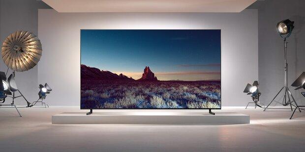Neue Super-TVs von Samsung und LG