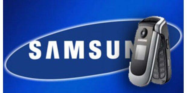 Samsung plant mit Billighandy Angriff auf Nokia