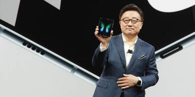 "Samsung-Chef: ""Smartphones bald passé"""