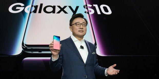 Samsung erwartet starken Gewinnrückgang
