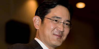 Haftbefehl gegen Samsung-Chef