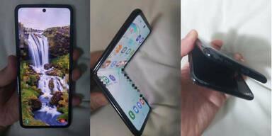 Samsungs günstiges Falt-Handy geleakt