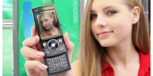 Erstes Handy mit Jugendschutz-Funktion