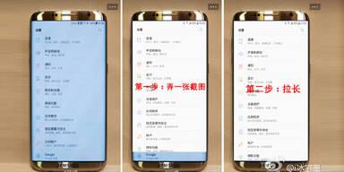 Mega-Leak: Fotos zeigen das Samsung Galaxy S8