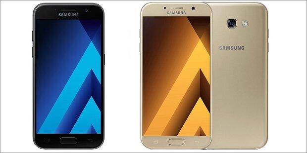 Hofer bringt aktuelles Samsung-Smartphone zum Kampfpreis