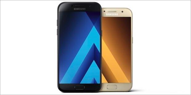 Samsung bringt Galaxy A5 und A3 (2017)