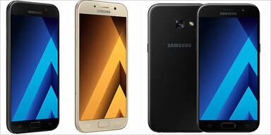 Hofer verkauft edles Samsung-Smartphone
