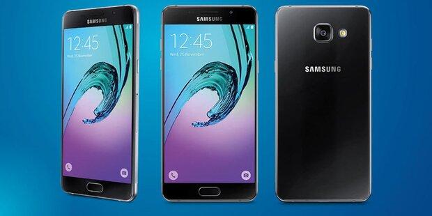 Hofer bringt edles Samsung-Smartphone
