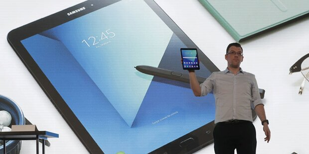 Samsung Galaxy Tab S3 & Galaxy Book
