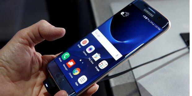 Smartphone-Boom stößt an seine Grenzen