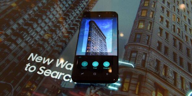 Samsung zieht Apples iPhones davon