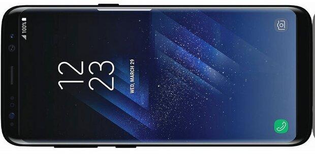 Galaxy S8 ist schnellstes Top-Smartphone