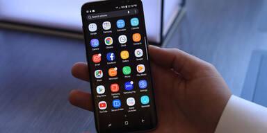 Mega-Sicherheitslücke bei Samsung-Handys