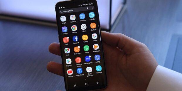 Galaxy S8 bei Saturn zum Kampfpreis