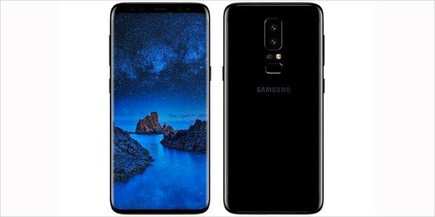 Galaxy S9: Alle Daten und Starttermin