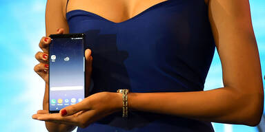 Galaxy S8 & Note 8 lassen Kassen klingeln