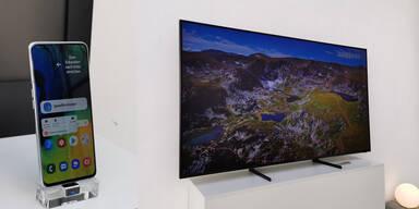 Samsung beeindruckt mit Leistungsschau
