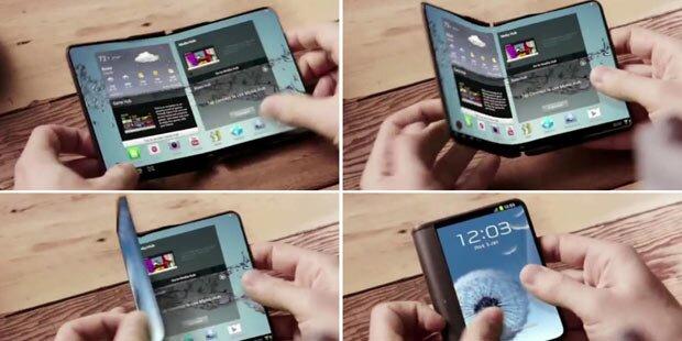 Samsung bringt ein Super-Smartphone