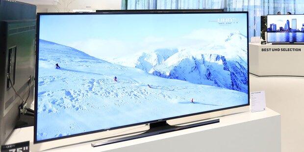 Achtung: Update legt Samsung-TVs lahm