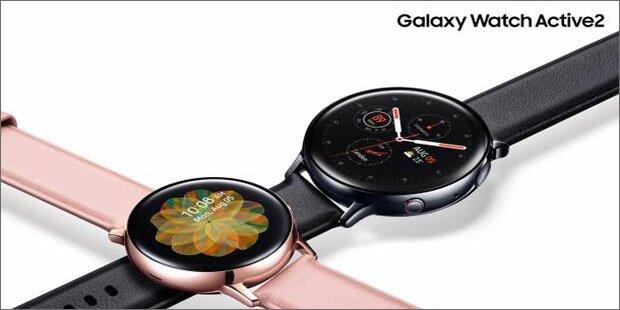 Galaxy Watch Active2 mit Top-Innovation