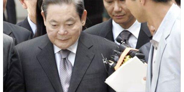 Ex-Samsung-Chef verurteilt