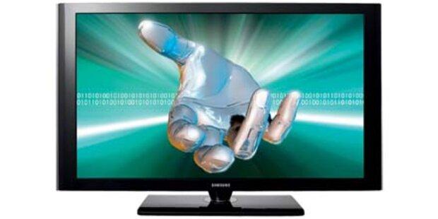 Die besten 3D-Fernseher der IFA