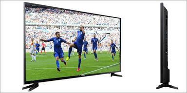 Hofer haut noch einen Samsung 4K-TV raus