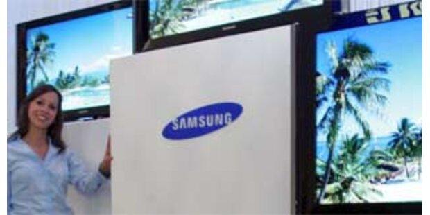 Samsung präsentiert Hybrid-HD-Player
