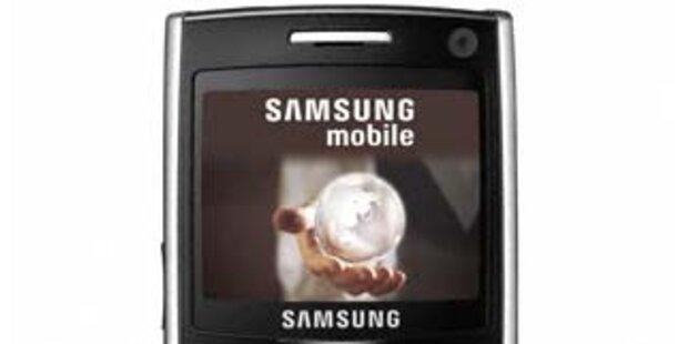 Neues Smartphone für Handy-Chatter von Samsung