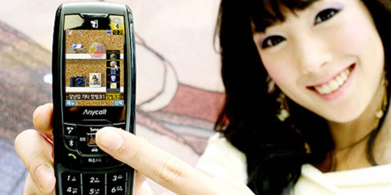 Alleskönner-Handy mit Ein-Finger-Bedienung
