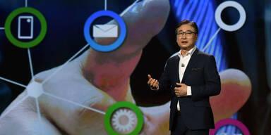 Samsung macht alle Produkte web-tauglich