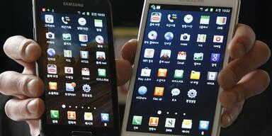 Android: Datenklau per MMS möglich