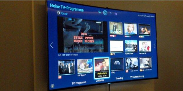 Samsungs Smart-TVs wieder online