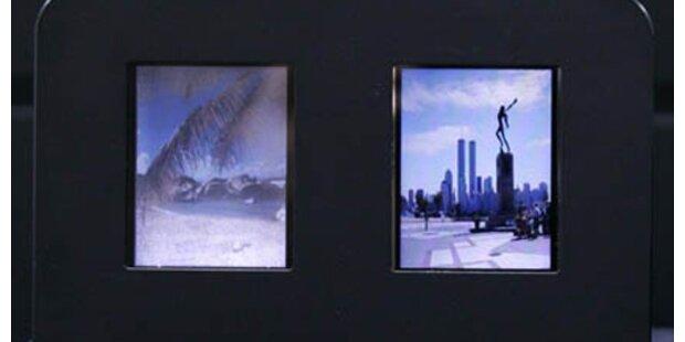 Samsung zeigt doppelseitiges Display