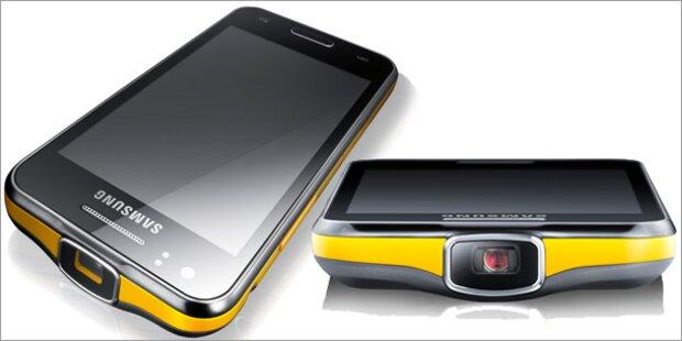 Start für das Samsung Galaxy Beam