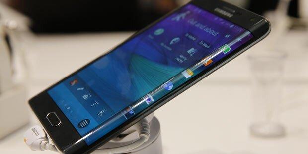 Galaxy S6 mit Performance-Rekord