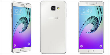 Samsung legt Galaxy-A-Serie neu auf