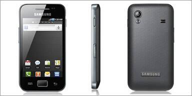 Samsung bringt das Galaxy Ace S8530