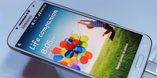 Samsung setzt voll auf Smartphones