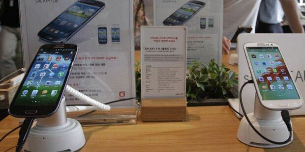 Samsung kämpft gegen Verkaufsverbot